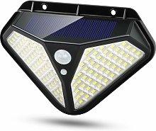 Outdoor Solar Lamp, 【102 LED-2200mAh】 Outdoor