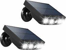 Outdoor Solar Light, 4 LED Solar Light Outdoor