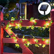 Outdoor Solar Light Chain,LED Light with