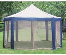 Outdoor Steeple Octagon Tent