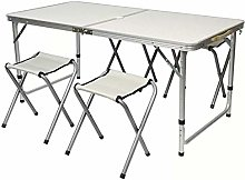 Outdoor table and chair set Outdoor portable