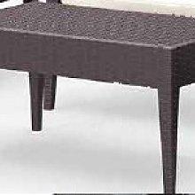 OUTDOOR TABLES / GARDEN P38 / TP POLYPROPYLENE