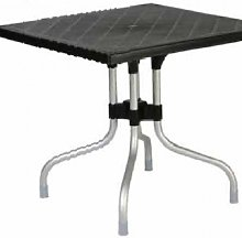 OUTDOOR TABLES / GARDEN PA1 / T TABLE WITH DINT