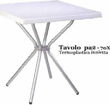 OUTDOOR TABLES / GARDEN PA2 / TP TABLE WITH DINT