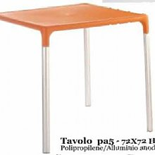 OUTDOOR TABLES / GARDEN PA5 / T TABLE WITH DINT