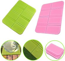 Outdoor Thermo Foldable Seat Cushion, Outdoor Seat