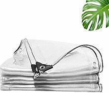Outdoor Transparent Tarpaulin Waterproof PVC Tarp