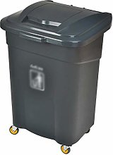Outdoor Trash Can Large Trash Can with Wheels