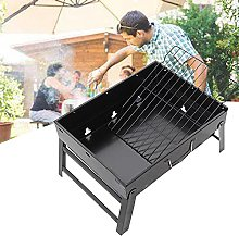 Outdoor Travel BBQ, Folding Charcoal Barbecue