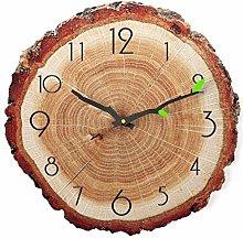 Outdoor Wall Clock,Outdoor Garden Wall Clock Retro