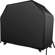 Outdoor Waterproof Barbeque Cover, 210D Oxford