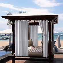 Outdoor Waterproof Curtain, Blackout Sunscreen