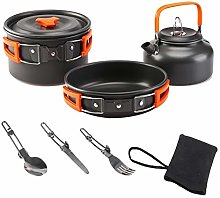 Outdoors 1-2 People Lightweight Camp Kitchenware