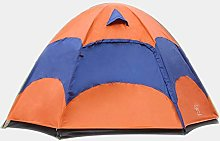 Outdoors Automatic Beach Tent, Tent Hexagon, 5-8