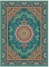 OUTGYM Vintage Rug Traditional Rug with Classic