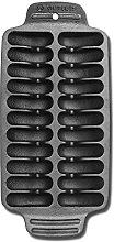 Outset 76375 Shrimp Cast Iron Grill and Serving Pan