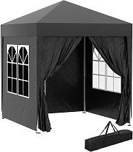 Outsunny 2 x 2m Garden Pop Up Gazebo Party Tent
