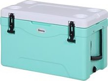 Outsunny 38L Rotomolded Outdoor Ice Cooler Chest