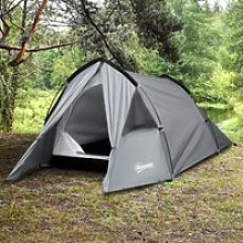 Outsunny Camping Dome Tent Double Layer