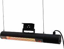 Outsunny Electric Patio Heater Belfry Heating