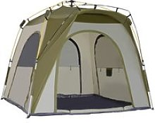Outsunny Five Man Pop Up Tent Automatic Camping
