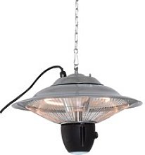 Outsunny Hanging Halogen Patio Heater 1500W,