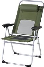 Outsunny Metal Frame 3-Position Adjustable Outdoor