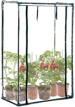 Outsunny Outdoor PVC and Steel Greenhouse Plant