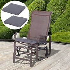 Outsunny Polyester Set Of 2 Garden Chair Cushion