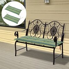 Outsunny Polyester Set Of 2 Swing Chair Cushion