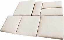 Outsunny Replacement Sofa Cushion Slipcover Symple