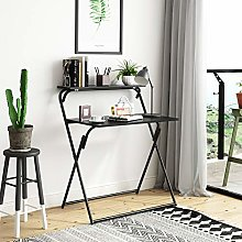 Outwin Computer Desk for Home,Folding Home Office