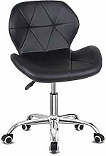 Outwin Desk Chair Swivel Office Chair Black