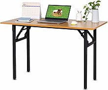 Outwin Folding Computer Desk Home Office for Study