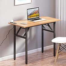 Outwin Folding Desk with Charging Board Computer