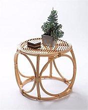 Ouuager-Home Side Table Tea Table Handmade Leisure