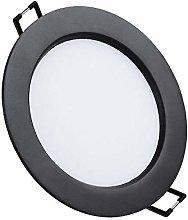 OUUED Round Slim LED Downlight Daylight Light