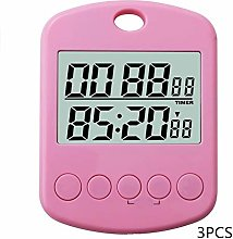 OUY Kitchen Timers 3PCS Multifunctional Ultra-thin