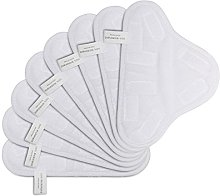 OuyFilters Washable Microfiber Steam Mop Pads