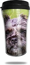 OUYouDeFangA Adult Gray Cairn Terrier Travel