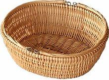 Oval Market Shopping Wicker Basket Brambly Cottage