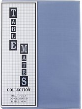 Oval Polycotton Tablecloth Symple Stuff Colour: