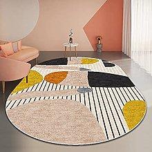 Oval Rug,Moroccan Geometry Print Oval Bath Mat