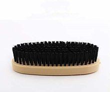 Oval Shoe Brush, Soft Fur Shoe Brush, Soft Brush,