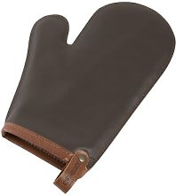 Oven Glove Combekk Colour: Brown