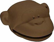 Oven glove, Mini monkey-shaped oven gloves,