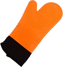 Oven Glove with Inner Cotton Layer Heat Resistant