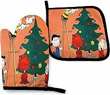 Oven Gloves and Pot Lids A Charlie Brown Christmas