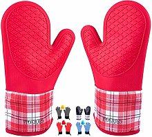 Oven Gloves,Kitchen Mitt For