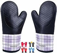 Oven Gloves,Kitchen Mitt For